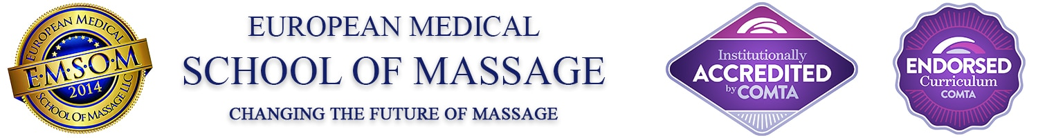 European Medical School of Massage LLC Logo